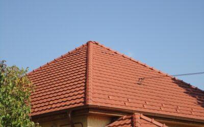 Tetőfelújítás családi házakhoz is!